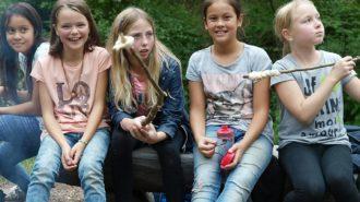 Schülerinnen des 5B-TEAMS | Foto: Andreas Bubrowski/CJD Oberurff