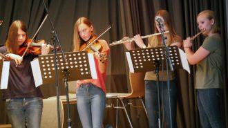 Streicherensemble | Foto: A. Bubrowski/CJD Oberurff