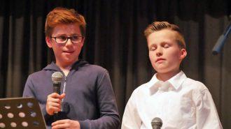 Johannes & Henry | Foto: A. Bubrowski/CJD Oberurff