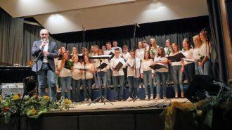 Frühlingskonzert mit dem Großen Chor | Foto: A. Bubrowski/CJD Oberurff