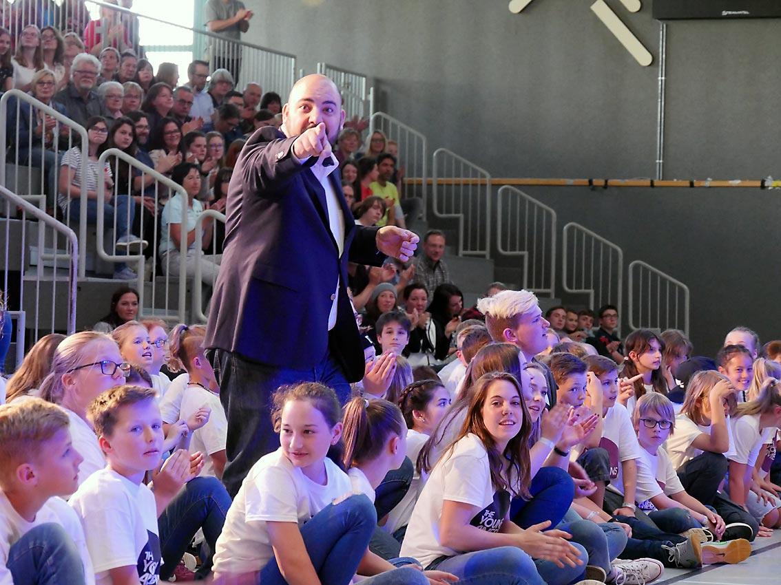 Young Americans Show 2018 beim CJD Oberurff | Foto: A. Bubrowski/CJD Oberurff