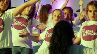 Choreografie I | Foto: A. Bubrowski/CJD Oberurff