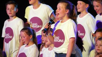 Chor I | Foto: A. Bubrowski/CJD Oberurff
