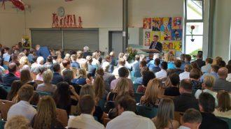 Schulleiter Günter Koch - zufrieden | Foto: A. Bubrowski/CJD Oberurff