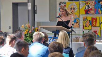 Rückblick & Danksagung I | Foto: A. Bubrowski/CJD Oberurff