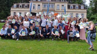 Realschule 2018 - geschafft | Foto: A. Bubrowski/CJD Oberurff