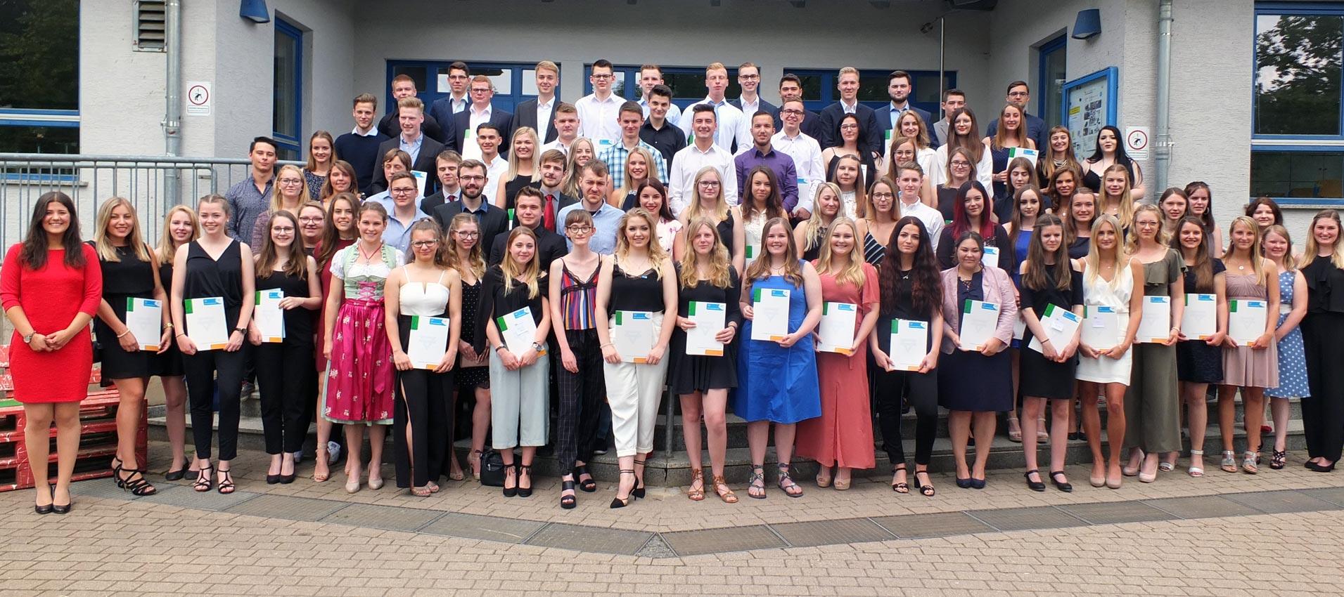 Abitur 2018 | Foto: M. Moniac/CJD Oberurff