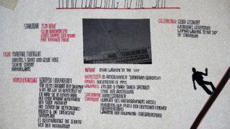 Plakat Himmelsstürmer