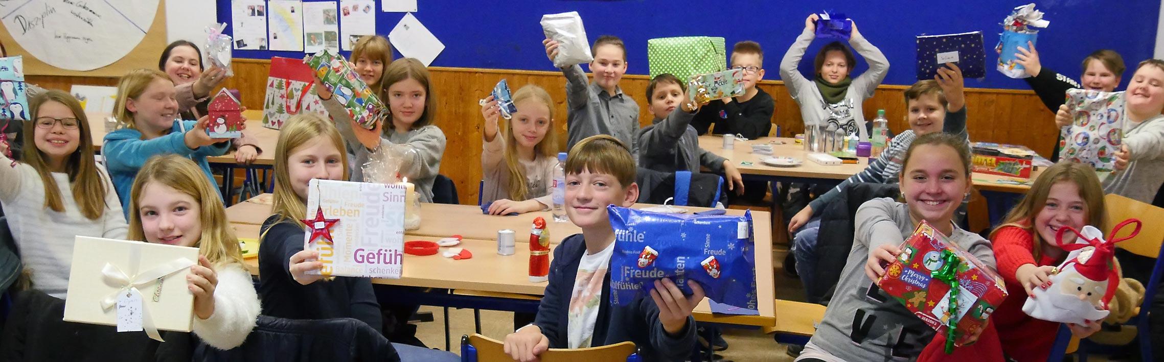 Geschenkideen: Etwas Besonderes für ein kleines Budget | Foto: A. Bubrowski/CJD Oberurff