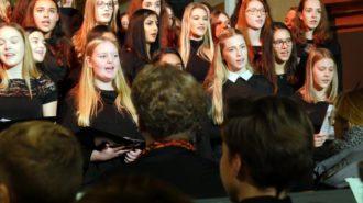 Fritzlar: Chor 8-13 | Foto: A. Bubrowski/CJD Oberurff