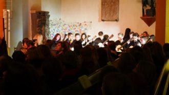 Fritzlar: Gitarrenensemble | Foto: A. Bubrowski/CJD Oberurff