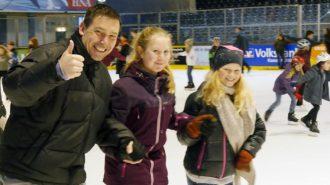 Betreutes Gehen on Ice | Foto: A. Bubrowski/CJD Oberurff
