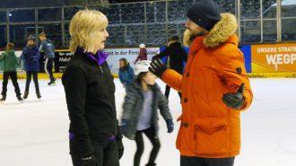 Lehrerkonferenz on Ice | Foto: A. Bubrowski/CJD Oberurff
