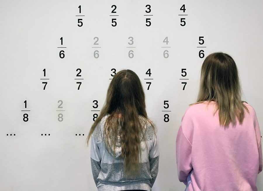 Mathematikum & Bruchrechnung | Foto: A. Bubrowski/CJD Oberurff