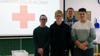 Rettungsteam Erste Hilfe AG | Foto: A. Bubrowski/CJD Oberurff