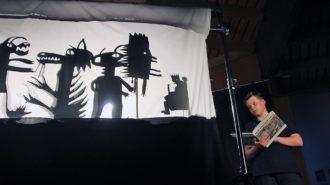 Schattenmonster | Foto: Marvin Fischer/CJD Oberurff