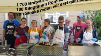 Germany's Next Top Grill Meister! Foto: A. Bubrowski/CJD Oberurff