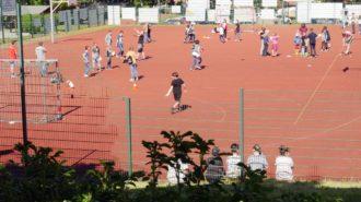 Sport und Spiel | Foto: A. Bubrowski/CJD Oberurff