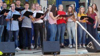 Chor als Rahmenprogramm | Foto: A. Bubrowski/CJD Oberurff