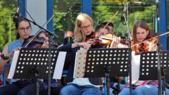 Das Orchester des CJD Oberurff | Foto: M. Dieling/CJD Oberurff