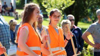 Schülerinnen der Oberstufe | Foto: M. Dieling/CJD Oberurff