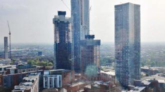 In den Osterferien: Das moderne Manchester | Foto: Dennis Ruhwedel/CJD Oberurff