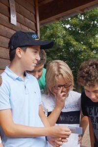 Seltene Früchte der Talentförderung: Jugendpresseausweis