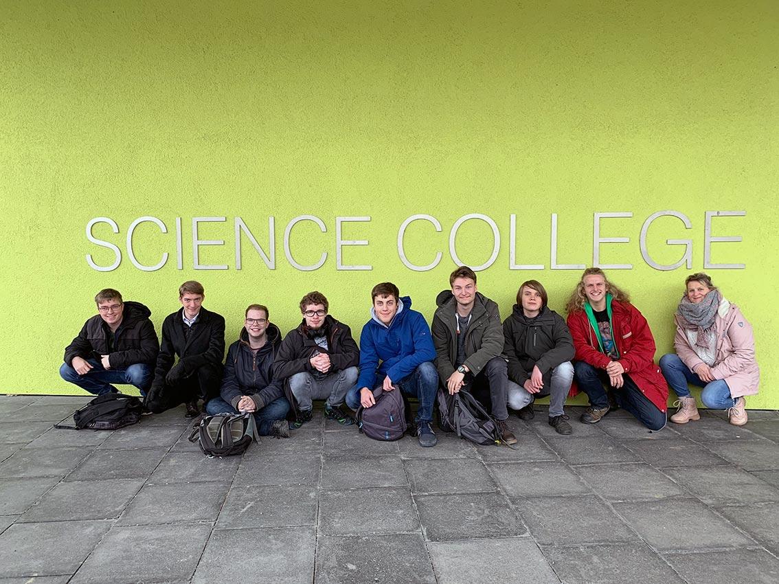 Teilnehmer des Herbstsymposiums. Foto: privat