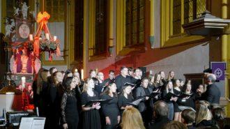 Fröhlicher Gesang   Foto: A. Bubrowski/CJD Oberurff