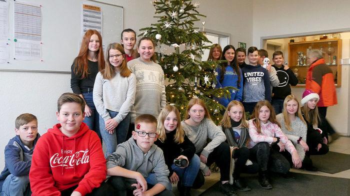Weihnacht 2019 | Foto: A. Bubrowski/CJD Oberurff