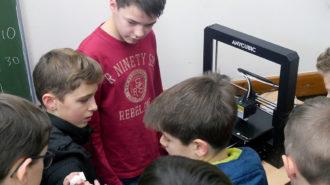 Roboter AG präsentiert 3D-Drucker | Foto: BUB/CJD Oberurff