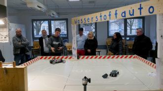 Physik: Wasserstoffauto | Foto: BUB/CJD Oberurff