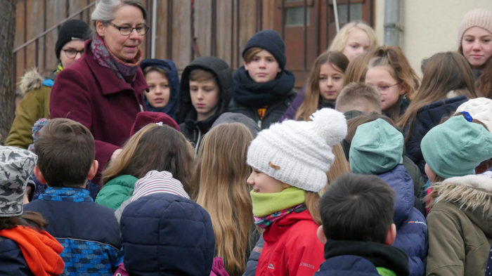 Kinderbetreuung am Tag der offenen Schule | Foto: BUB/CJD Oberurff