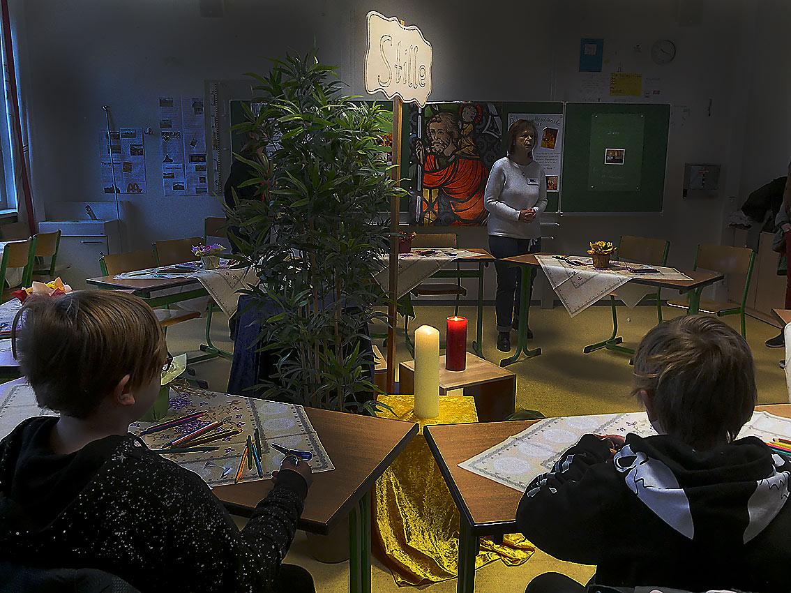 Notgedungen rückt Stille in den Mittelpunkt unseres Lebens | Symbolfoto: A. Bubrowski/CJD Oberurff