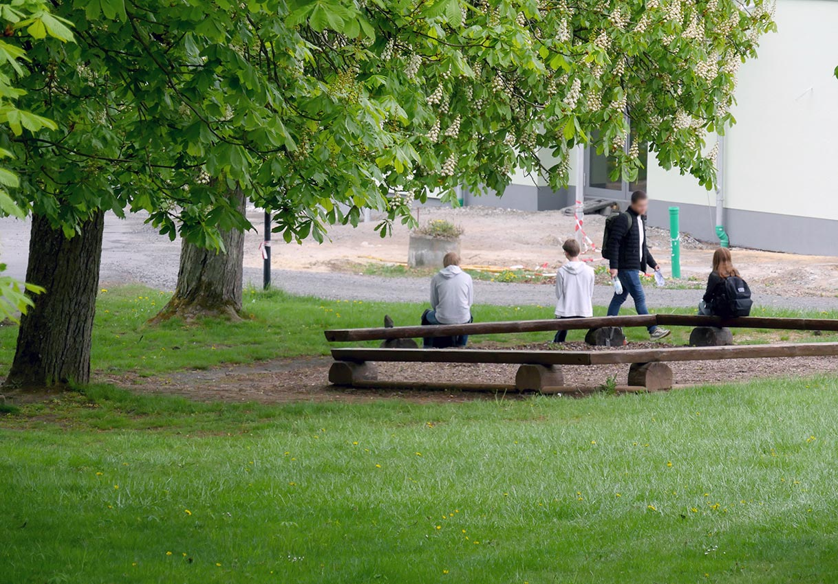 18. Mai 2020: Schluss mit leerer Schule