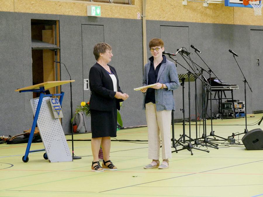 Besondere Leistungen in Physik: Gebke Scharpf | Foto: A. Bubrowski/CJD Oberurff