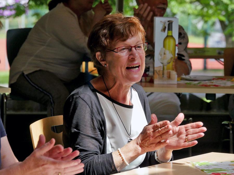 Anita Verch. Foto: A. Bubrowski/CJD Oberurff