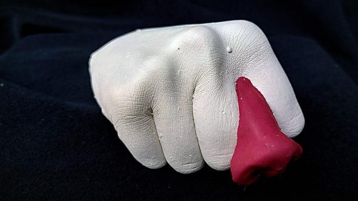 Hände... von Antonia Arndt | Foto: R. Kupries/CJD Oberurff