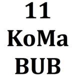 Gruppenlogo von 11 KoMa BUB